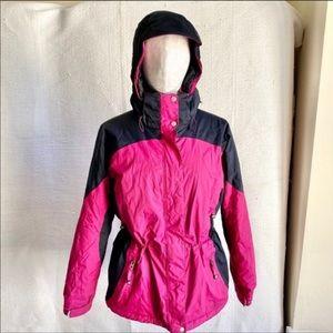 Vintage S/M LL Bean Waterproof Raincoat Ski Jacket